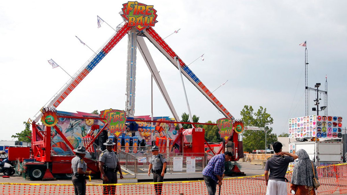 Attorneys of Fire Ball victims say state law could make ride manufacturer immune from liability