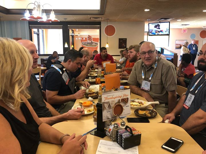 The OIOA breakfast at IAAPA was successful and provided review of 2018 business …